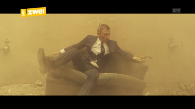 Video «Programmvorschau James Bond 007 – Spectre, mit Daniel Craig» abspielen