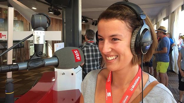 Livia Wälti drückt den Obwaldnern die Daumen