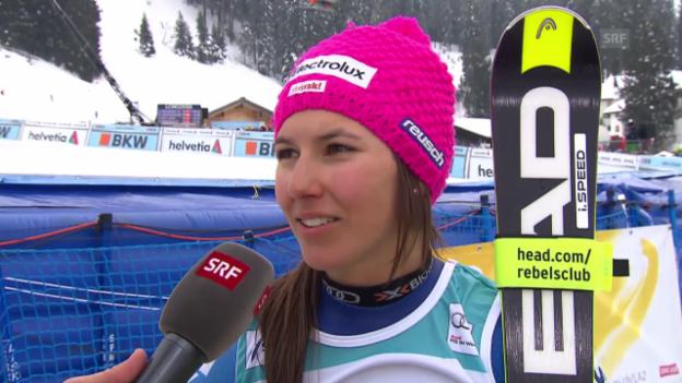 Video «Interview mit Wendy Holdener» abspielen