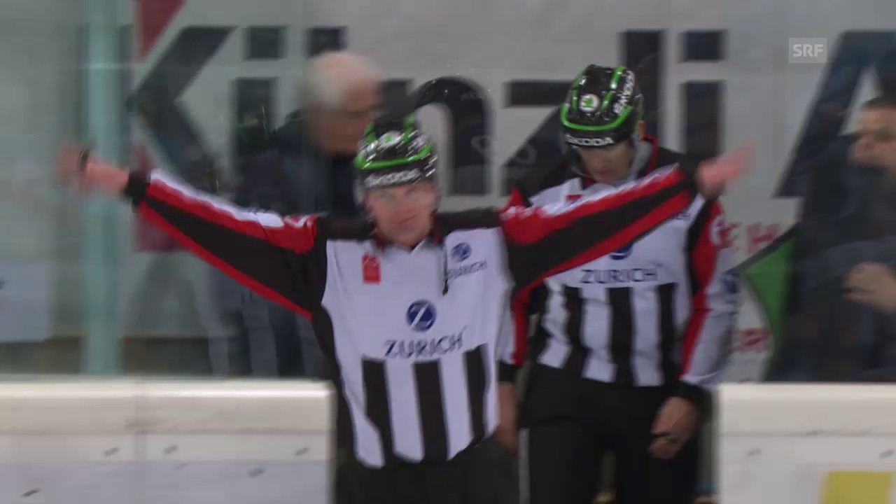 Eishockey: Sekundenentscheidungen bei Kloten und Biel