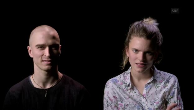 Video «Hierbleiben oder weggehen? – Anna und Lion» abspielen