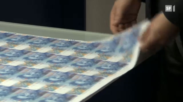 Orell Füssli: Geheime Welt der Banknoten