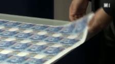 Video «Orell Füssli: Geheime Welt der Banknoten» abspielen