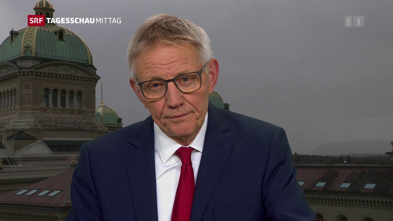SRF-Bundeshauskorrespondent zur Begrenzungsinitiative