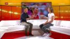 Video «Studiogast Geraldine Ruckstuhl - 1. Teil» abspielen