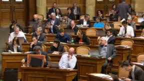 Video «Masseneinwanderung-Debatte, Eklat im Bundesrat, Trümmer gesichtet» abspielen