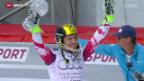 Video «Ski alpin: Weltcup-Finale in Méribel, Slalom Männer» abspielen