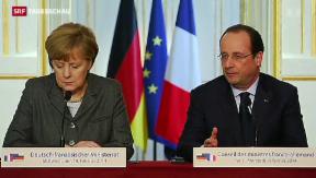 Video «Ukraine: Scharfe Kritik aus den USA und Europa» abspielen