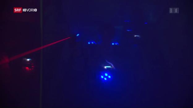 Video ««Räuber & Poli» mit Laser» abspielen