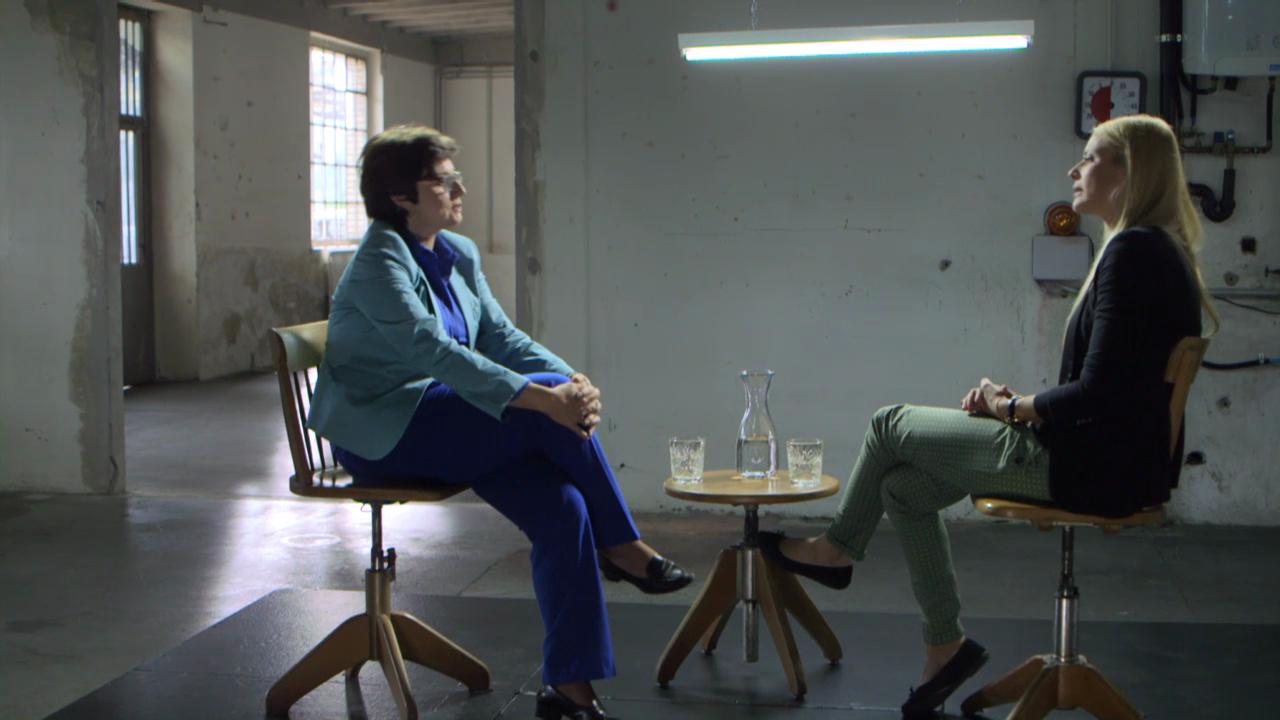 Anita Fetz trifft Christa Rigozzi