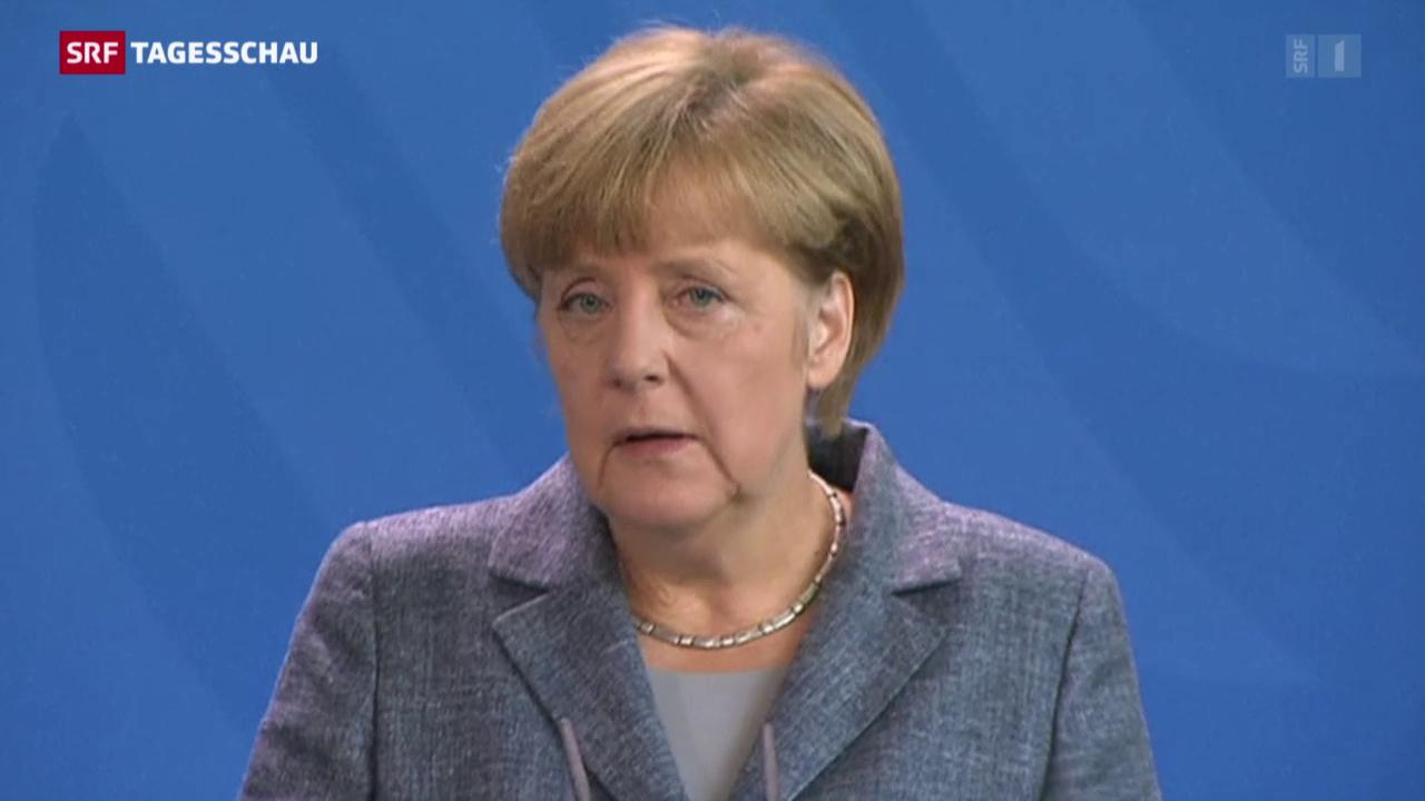 «Europa muss sein Gesicht in vernünftiger Weise zeigen»