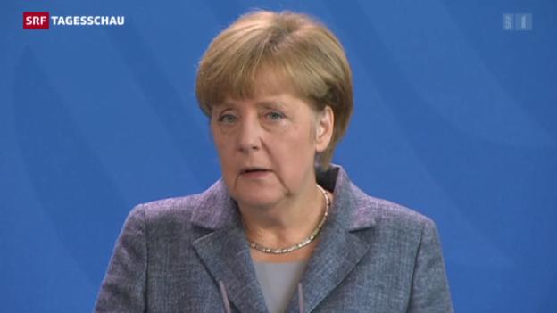 Video ««Europa muss sein Gesicht in vernünftiger Weise zeigen»» abspielen