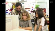 Video «Archivperle: Computer im Unterricht – 1995» abspielen
