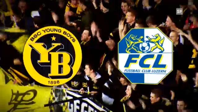 YB empfängt den FC Luzern