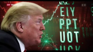 Video «Auf und Ab an Börse geht munter weiter» abspielen