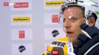 Video «NLA: Stimmen zu ZSC Lions - Davos» abspielen