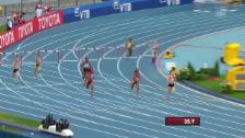 Video «2013: Hejnova läuft zu WM-Gold» abspielen
