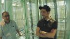 Video «Überraschungen im Single Lift mit Viola und Jonny» abspielen