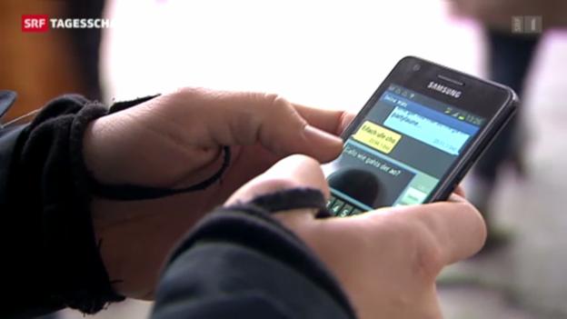 Video «Gute Zahlen für die Swisscom» abspielen