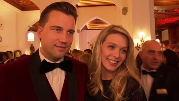 Video «DJ Antoine und Laura Zurbriggen im Liebesinterview» abspielen