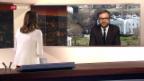 Video «Einschätzungen von Korrespondent Peter Düggeli» abspielen