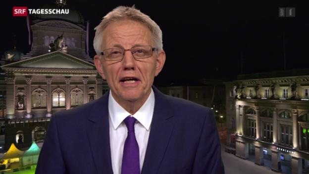 Video «Die Analyse von Bundeshausredaktor Hanspeter Trütsch» abspielen
