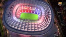 Link öffnet eine Lightbox. Video So soll das neue Camp Nou 2022 aussehen abspielen