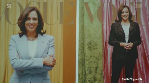 Symbolkraft für Frauen in der Politik: Kamala Harris