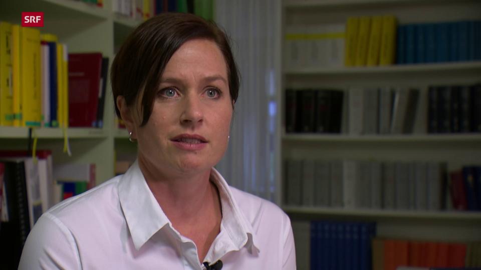 Eva Druey, Anwältin des Patienten: «Die defensive Haltung der Kasse ist aussergewöhnlich.»