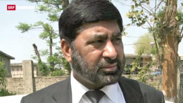 Video «Chefermittler im Mordfall Bhutto erschossen» abspielen