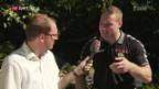 Video «Der verletzte Joel Wicki über seinen geplatzten Traum» abspielen