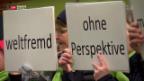 Video «Ruf nach Bischofs-Pause in Chur» abspielen