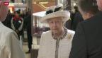 Video «Gerüchte melden die letzte Auslandsreise der Queen» abspielen