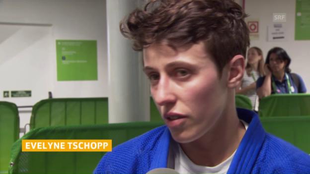 Video «Tschopp: «Sie hat meinen Fehler eiskalt ausgenutzt»» abspielen