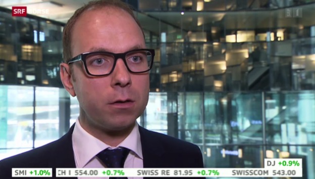 Video «SRF Börse vom 31.03.2014» abspielen