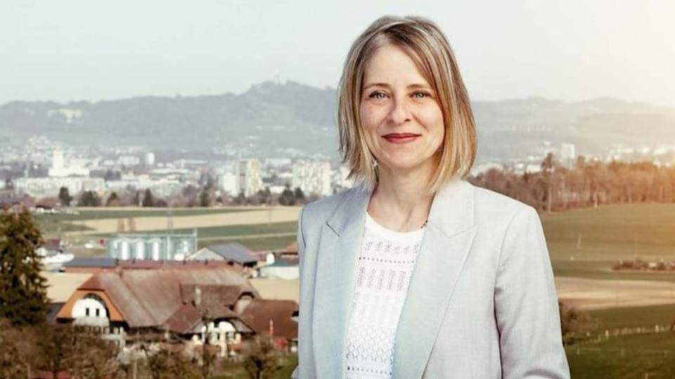 Ladina Kirchen ist neue Regierungsstatthalterin der Region Bern