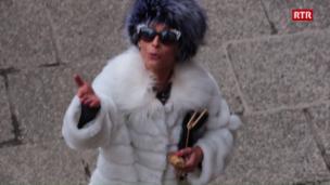 Laschar ir video «Ivanka va 'sin ils cornets'»