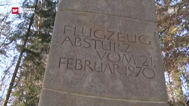 Gedenken an Opfer von Würenlingen