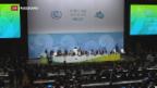 Video «Weltklimakonferenz eröffnet» abspielen