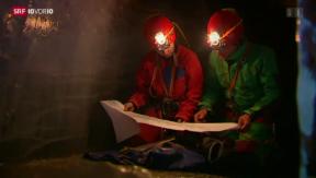 Video «Hilfe im Höhlendrama» abspielen