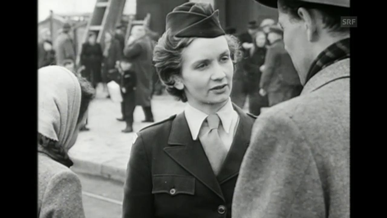 «Unser Dorf», 1953 (Filmausschnitt)