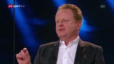 Video «Rolf Fringer über Trainer Diego Simeone» abspielen