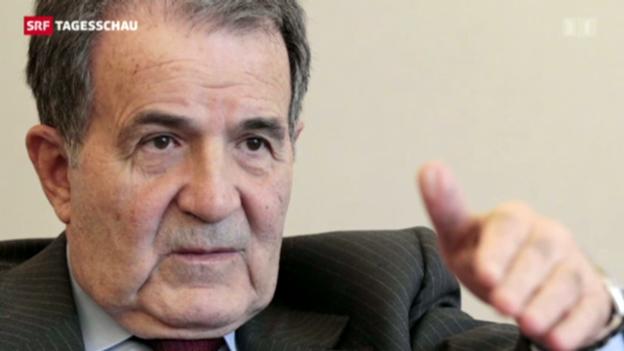 Video «Wahl in Italien: Prodi fehlte die breite Unterstützung» abspielen