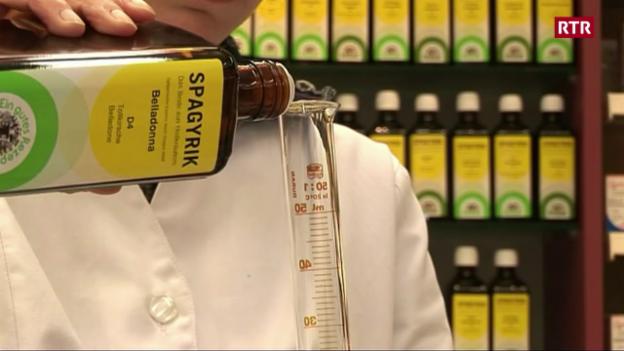 Laschar ir video «Prevenziun da la grippa - alternativas»