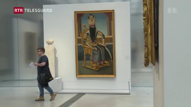 Laschar ir video «EURO 2016 en la Frantscha - Il Louvre a Lens»