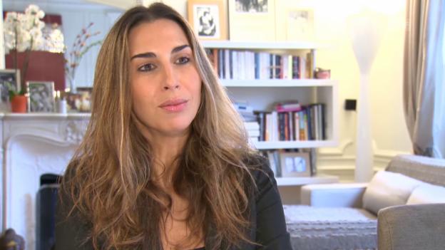 Video «Filmautorin Sabrina van Tassel: «Da war nichts geplant.»» abspielen