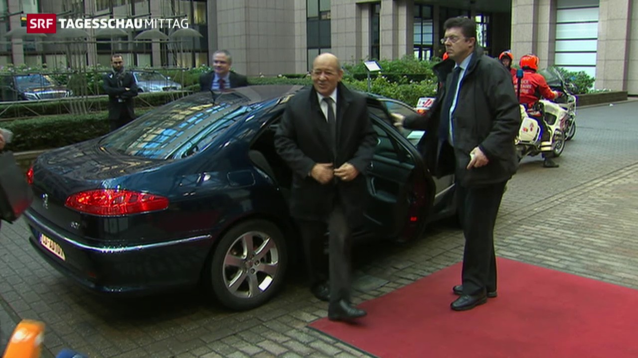 Frankreich fordert Unterstützung der EU