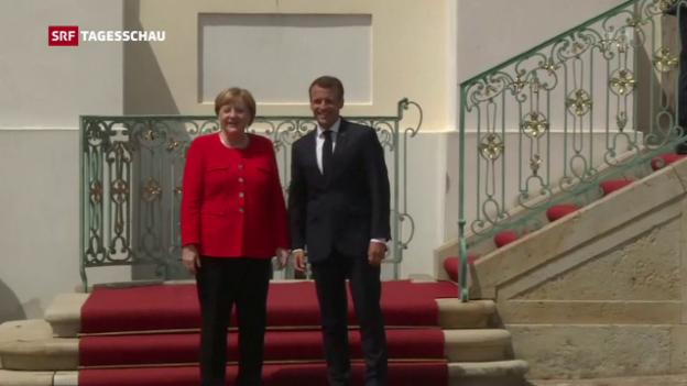 Video «Tagesschau vom 19.06.2018, 19:30» abspielen