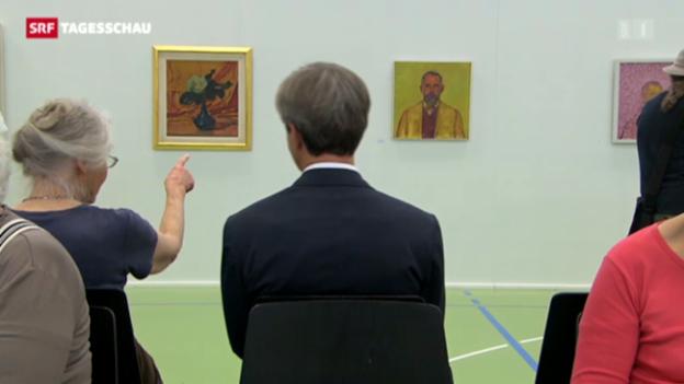 Video «Schweizer Kunst in Trubschachen» abspielen