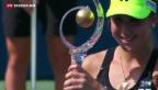 Video «Ein Aufstieg nach dem Vorbild von Martina Hingis» abspielen